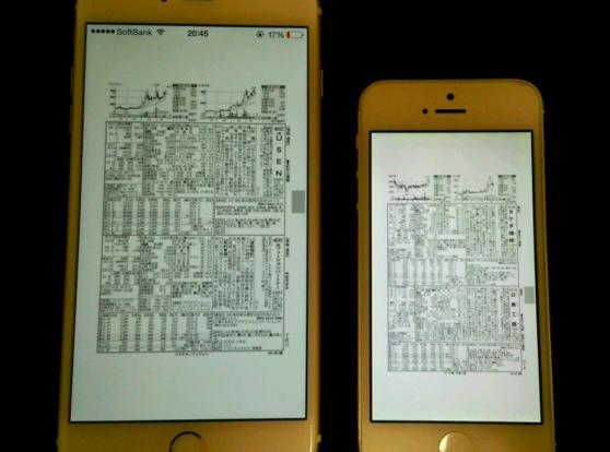 iPhone6四季報