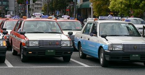 タクシー配車アプリについて考える
