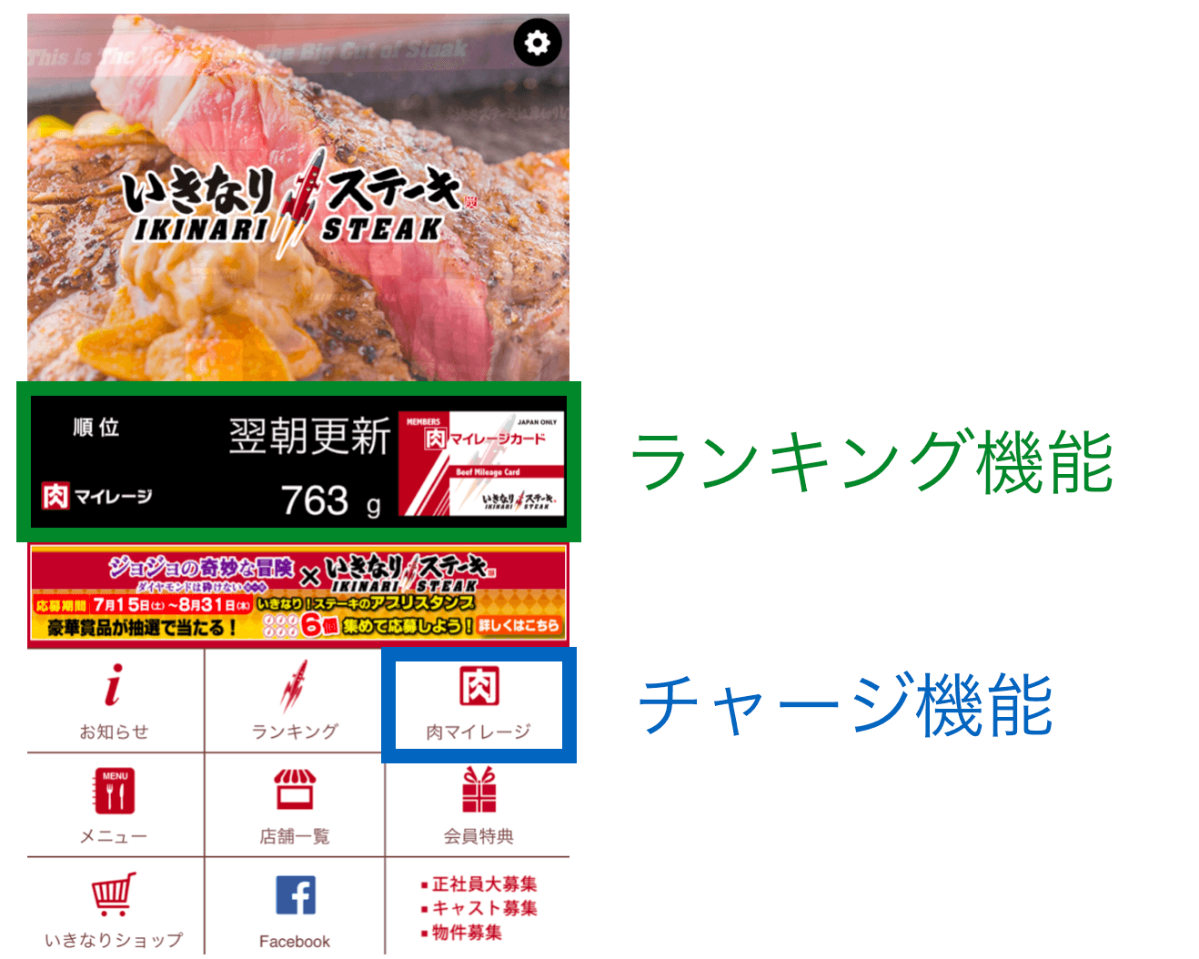肉マイレージ2