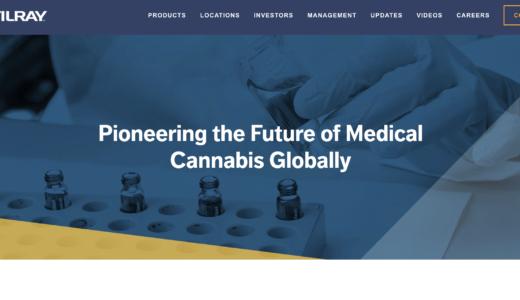 カナダの医療用大麻製造販売のティルレイ(TLRY)に注目