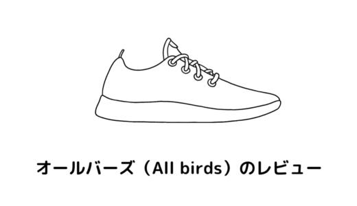 オールバーズ(Allbirds)の靴を約1年履いてわかった良い所・悪い所をレビュー