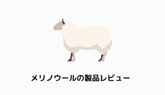 【メリノウール製】オールバーズとスマートウールの肌着の使用感を比較レビュー(Allbirs:Smartwool)